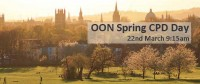 OON Spring CPD Day 2014